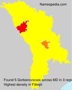 Gorbanovscaia