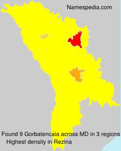 Gorbatencaia