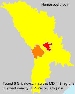 Gricalovschi