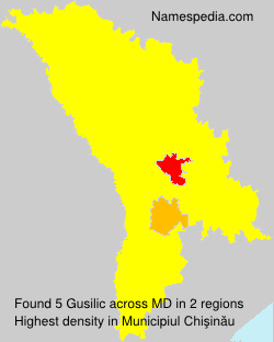 Gusilic - Moldova