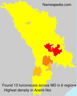 Iurcovscaia