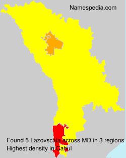 Lazovscaia