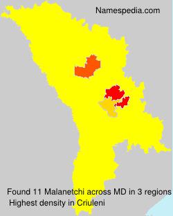Malanetchi