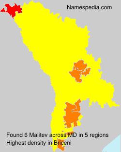 Malitev