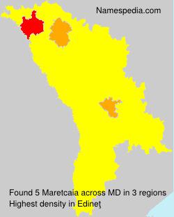 Maretcaia
