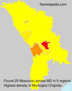 Moscovici - Moldova