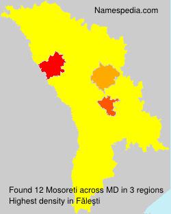 Mosoreti