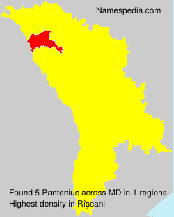 Panteniuc - Moldova