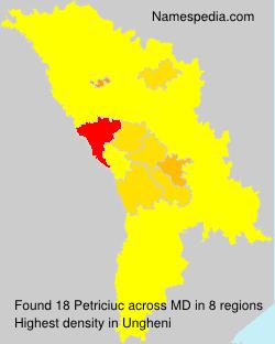 Petriciuc
