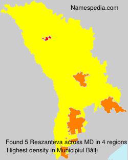 Reazanteva