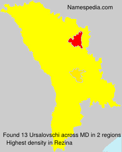 Ursalovschi