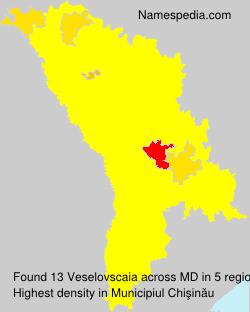 Veselovscaia