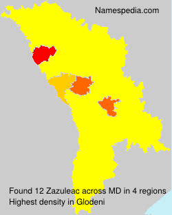 Zazuleac