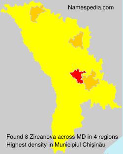 Zireanova