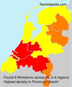 Ahmetovic - Netherlands