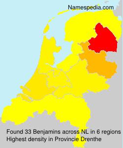 Benjamins - Netherlands