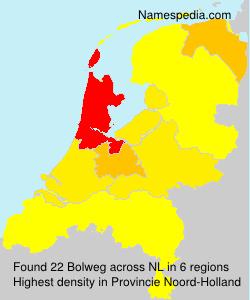 Bolweg