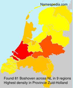 Boshoven