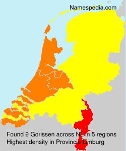 Gorissen
