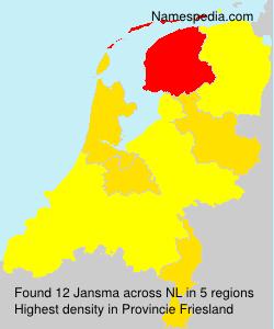 Jansma