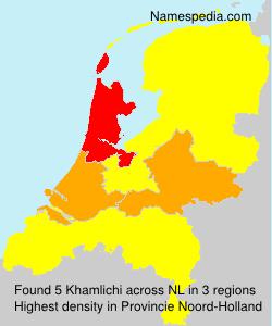 Khamlichi