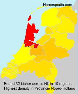 Licher