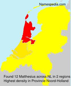 Matthesius