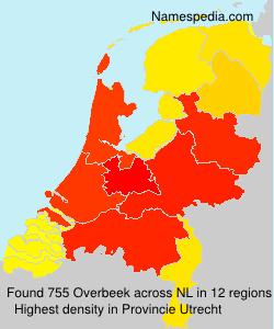 Overbeek