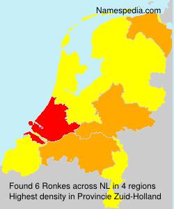 Ronkes