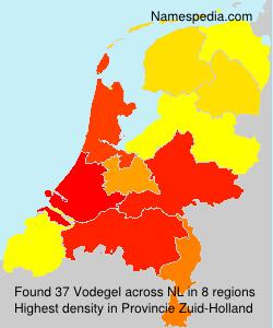Vodegel