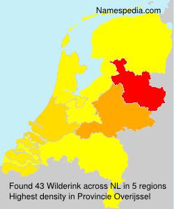 Wilderink