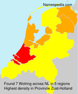 Surname Wolring in Netherlands