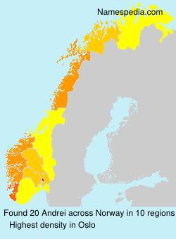 Andrei - Norway