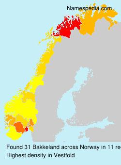 Bakkeland