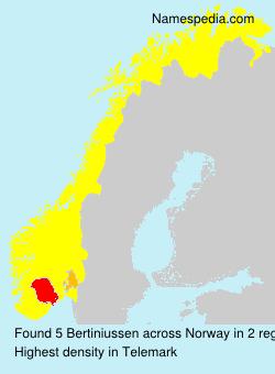 Bertiniussen