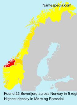 Beverfjord