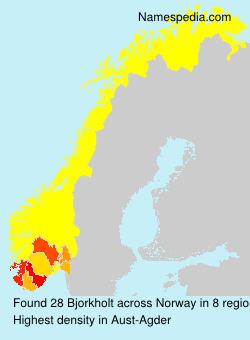 Bjorkholt