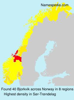 Bjorkvik