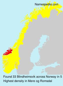 Blindheimsvik