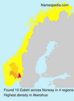Eidahl