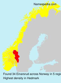 Einarsrud