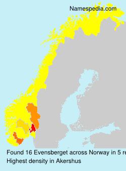 Evensberget