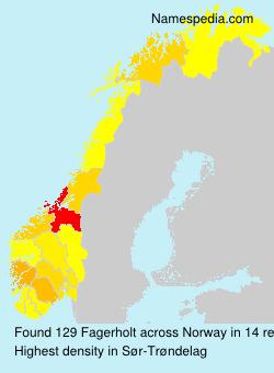 Fagerholt
