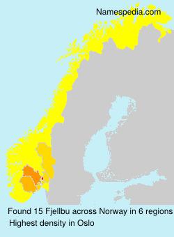 Fjellbu