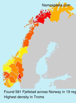 Fjellstad