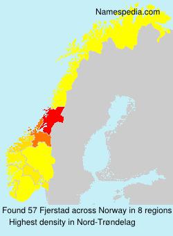 Fjerstad