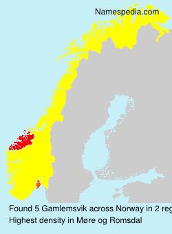 Gamlemsvik