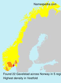 Gavelstad