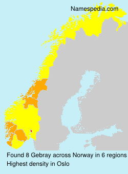 Gebray - Norway
