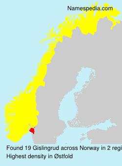 Gislingrud